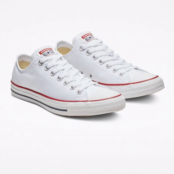 Converse Shoes | Low Top White 85
